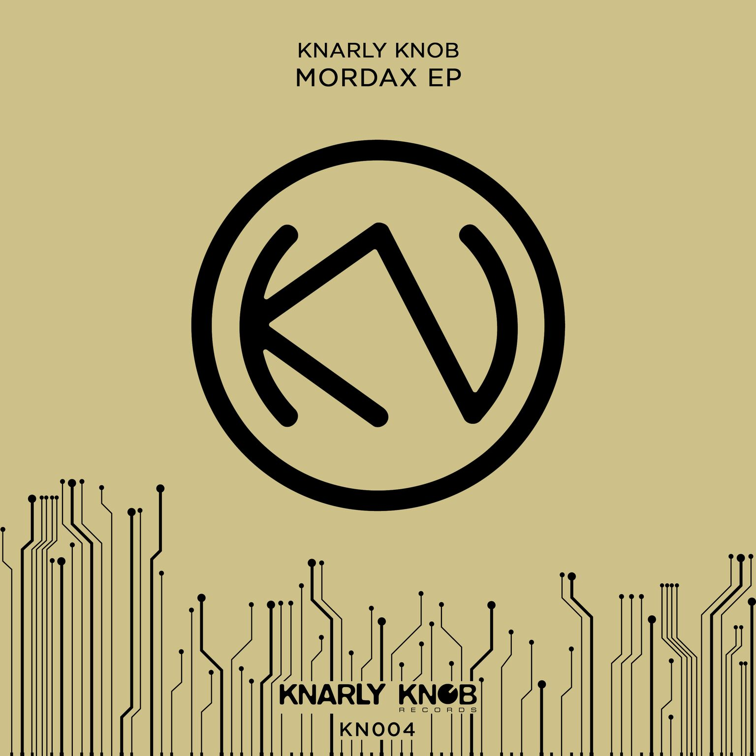 Knarly Knob - Mordax EP [Knarly Knob Records]